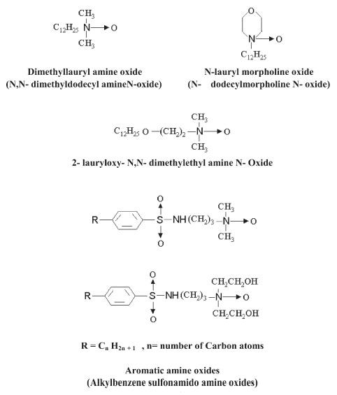 amine oxides