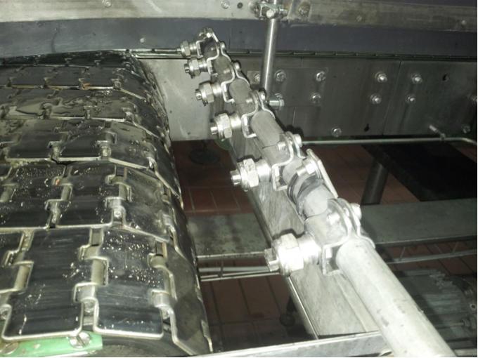 дезинфекция конвейерных лент