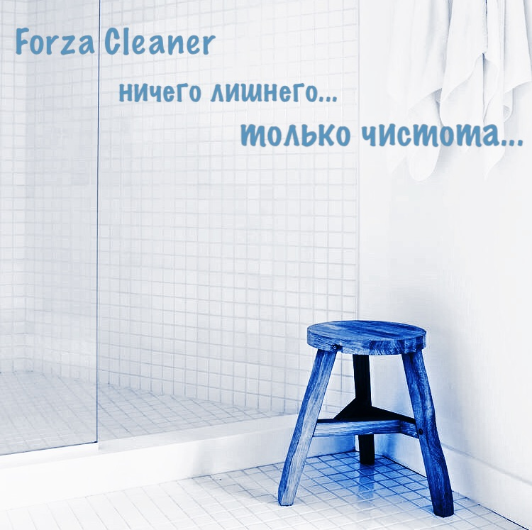 чистящее средство FORZA
